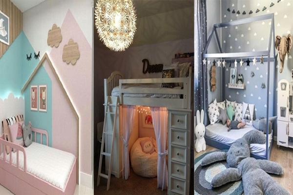 अपने बच्चों के रूम में बनवाएं इस तरह के बैड...