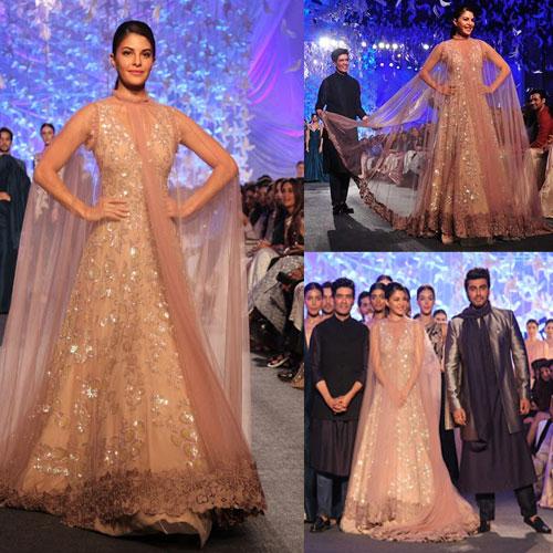 Lakme fashion week में सितारों का जलवा