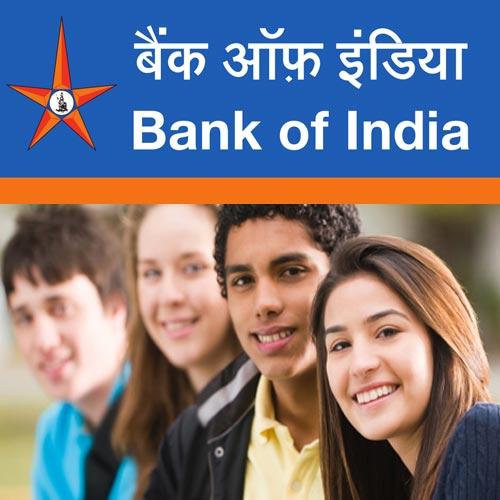 बैंक ऑफ इंडिया में वैकेंसी, करें आवेदन