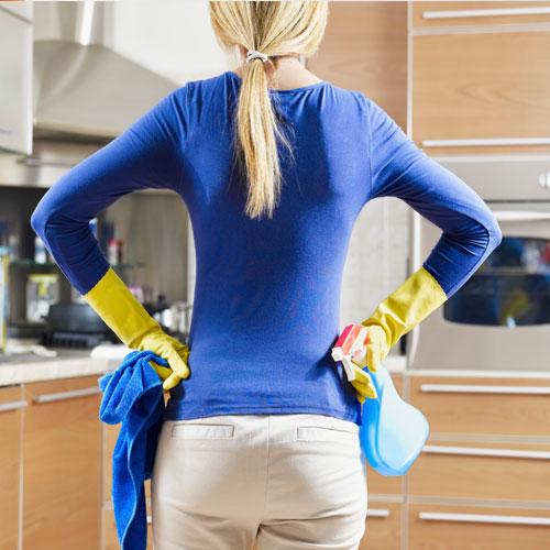 घर की सफाई....ना बन जाये जी का जंजाल