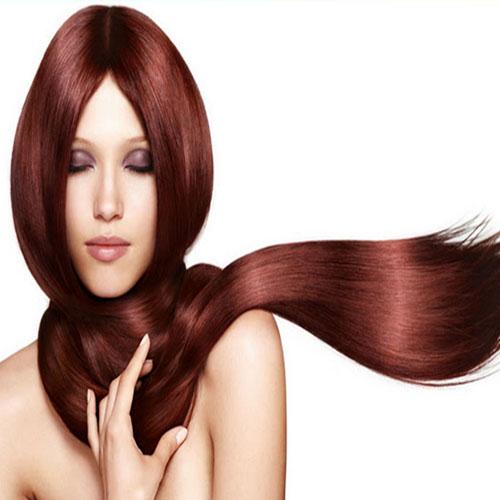 सुंदर काले बाल या रूखे, गिरते बाल