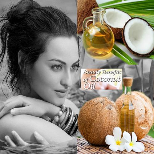 नारियल के तेल लाभ, अपनी उम्र से 10 साल कम ही दिखेंगी आप
