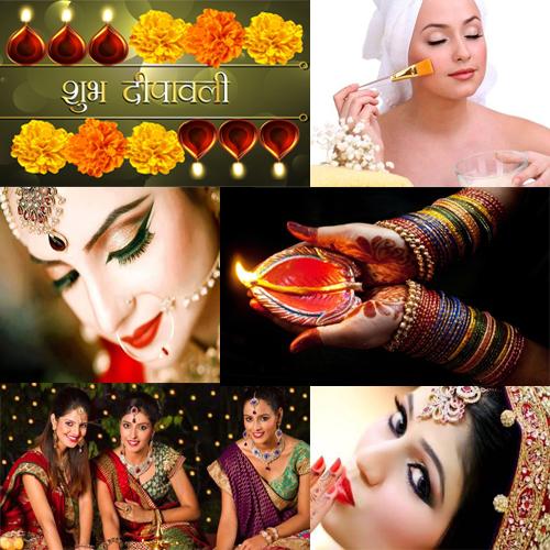 दीपावली पर यूं चमके आपका चेहरा