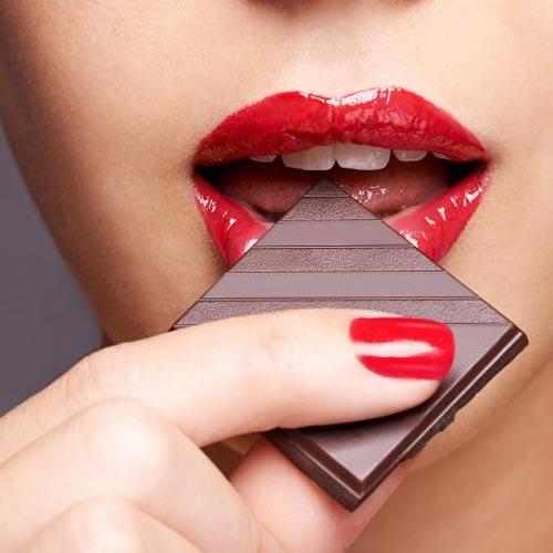 चॉकलेट के खाने के लाभ