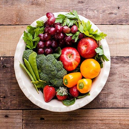 रंग-बिरंगी फल-सब्जियां खाने के लाभ ही लाभ