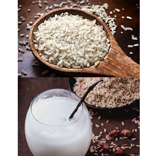 चावल के पानी के लाभ