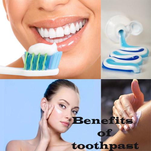 टूथपेस्ट से कमाल के लाभ:करें एक्ने और दाग को चुटकी में साफ