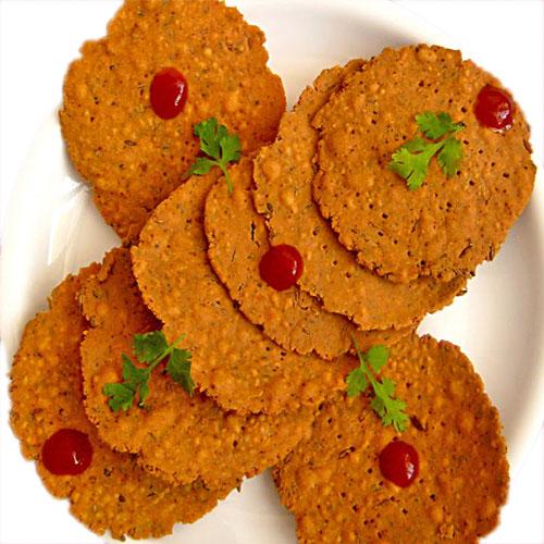 बेसन पापडी का मजेदार स्वाद-Besan Papdi Recipe