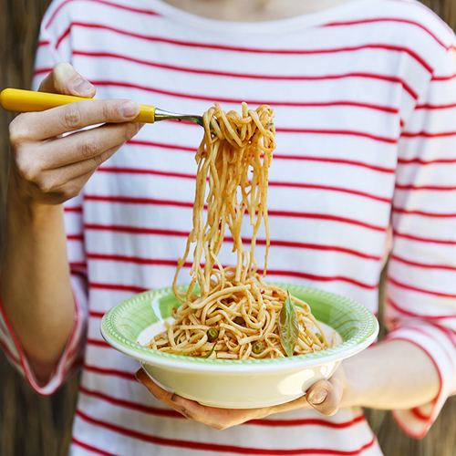नूडल्स खाइये वजन घटाईये