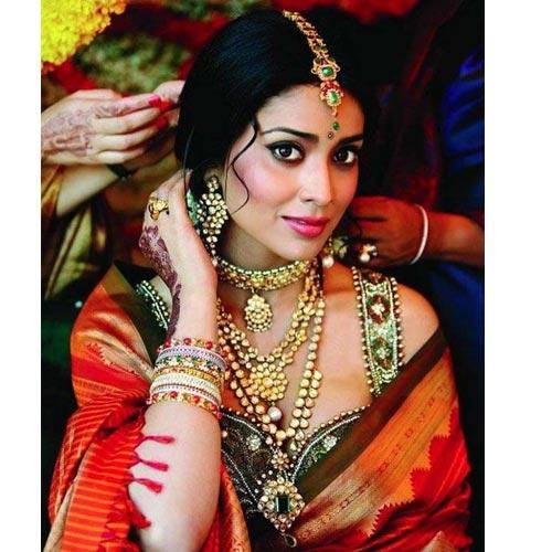 बेटी इशिता के  बाद श्रिया सरन ने रचाई गुपचुप शादी