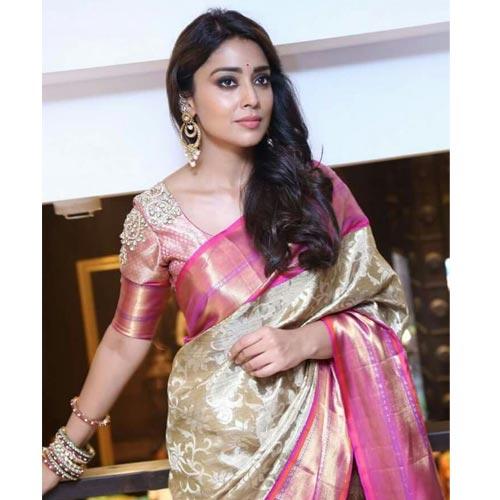 बेटी इशिता के श्रिया सरन ने रचाई गुपचुप शादी