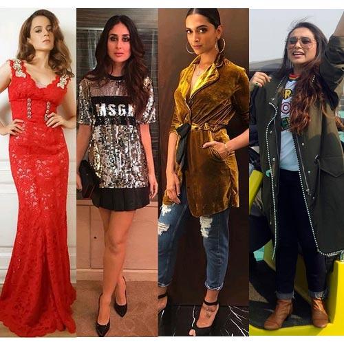 Bollywood beauties की हर अदा और Looks...क्या कहना