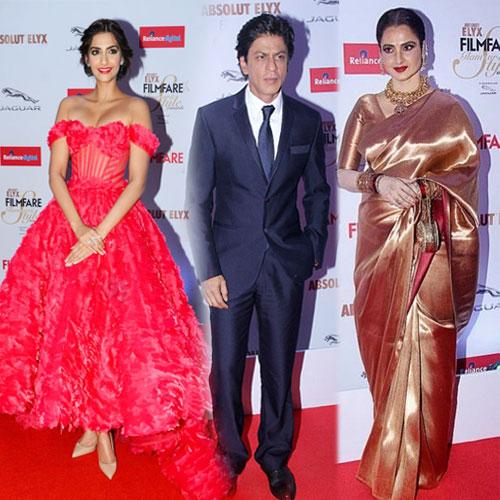Red Carpet पर बॉलीवुड सितारों का Glamour...