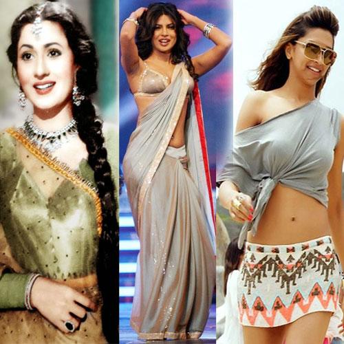 Bollywood के हर दौर के 6 Lovely फैशन Trends