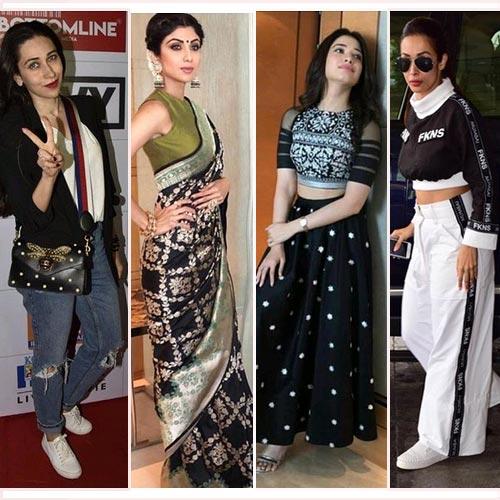 Fashion trends: ब्लैक कलर है ऑल टाइम हिट