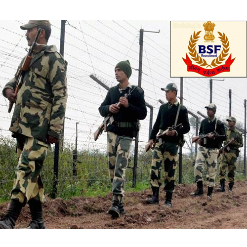 BSF में कई पदों पर निकली भर्तियां