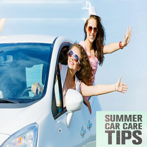 गर्मियों में यूं रखें कार का रखरखाव