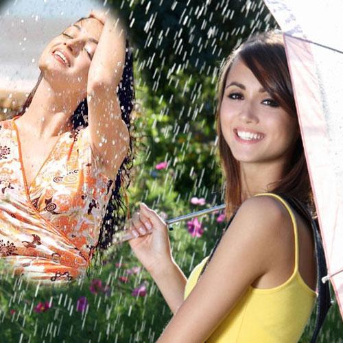 बारिश के मौसम में त्वचा व बालों की देखभाल करें कुछ इस तरह...