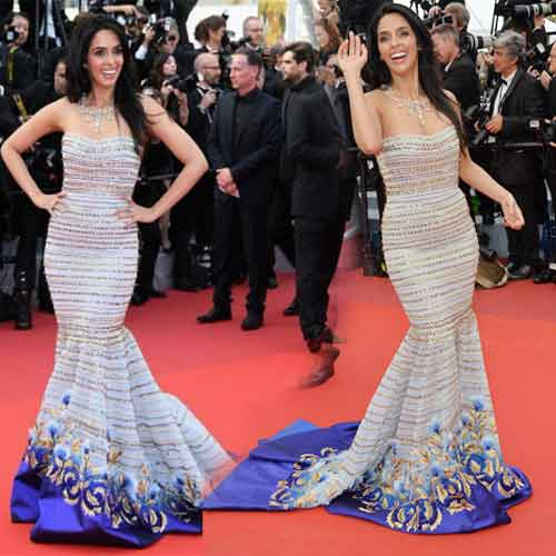 Cannes international फिल्म festival में हसीनाओं का जलवा