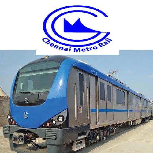 चेन्नई मेट्रो रेल लिमिटेड में वैकेंसी, करें आवेदन