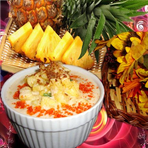 व्रत में बनाएं अनन्नास का रायत-Pineapple Raita
