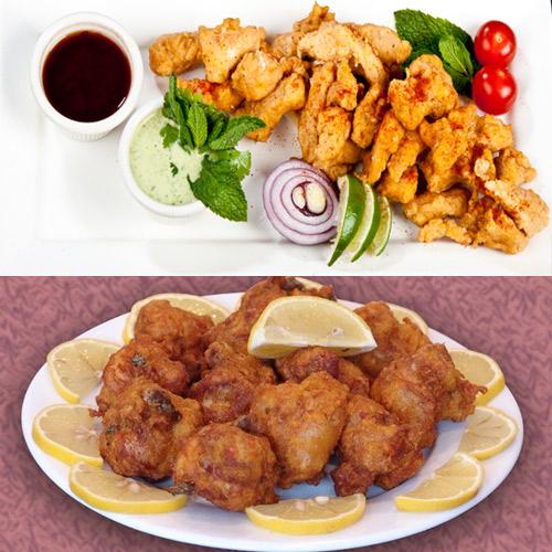 Chicken अब अनोखे स्वाद में...
