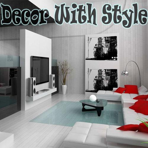 आकर्षक घर के लिए Stylish Decoration