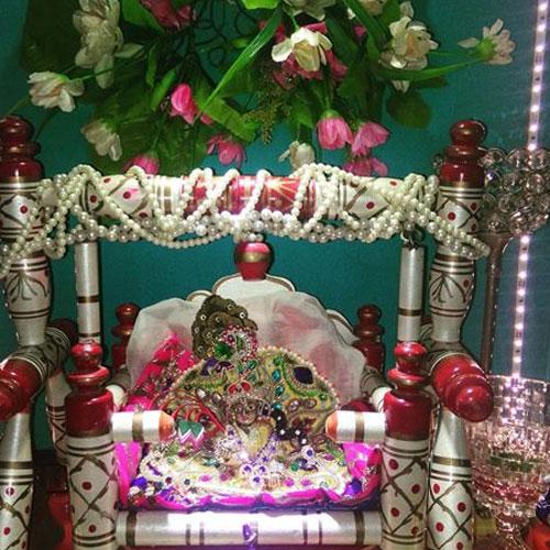 Decoration Ideas For Janmashtami In School
