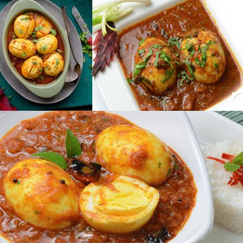 दावत-ए-खास कीमा Egg curry के साथ