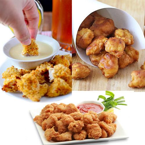 क्या चखा है Chicken पॉपकॉर्न मजेदार स्वाद