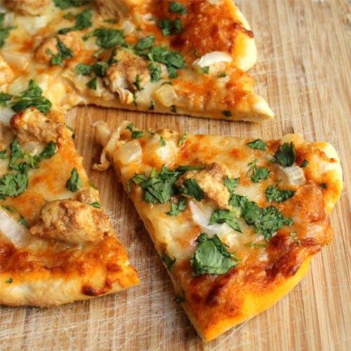 हमें तो चखा लिया टिक्का पिज्जा का स्वाद और अपने....