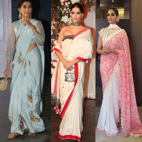 Designer saree in fashion trend 2016 fashion fever tips for Dijain photo
