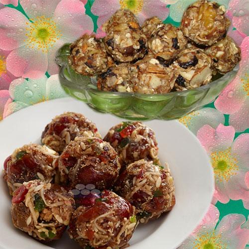 ठंड के सीजन में खाएं ड्राई फ्रूट लड्डू-Dry fruits Laddu