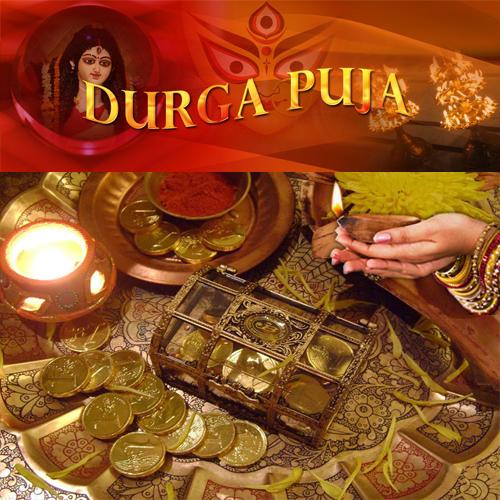 मां दुर्गा को करें खुश और पाएं घर में धन ही धन