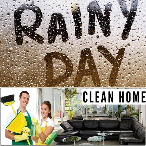 Easy tips:बरसात के मौसम में घर की गंदगी से छुटकारा पाएं