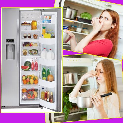 फ्रिज की बदबू से निजात पाने के आसान उपाय