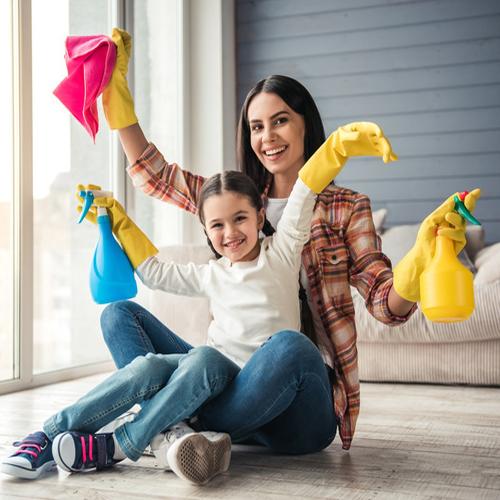 अपने घर को करें इन आसानतरीकोंसे साफ...