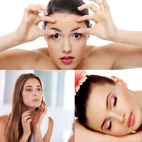 त्वचा की झुर्रियों निताज पाने के लिए कारगार उपाय