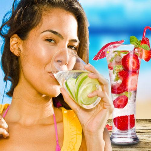 हरतरह के पेय लें,शरीर में बना रहे पानी का लेवल