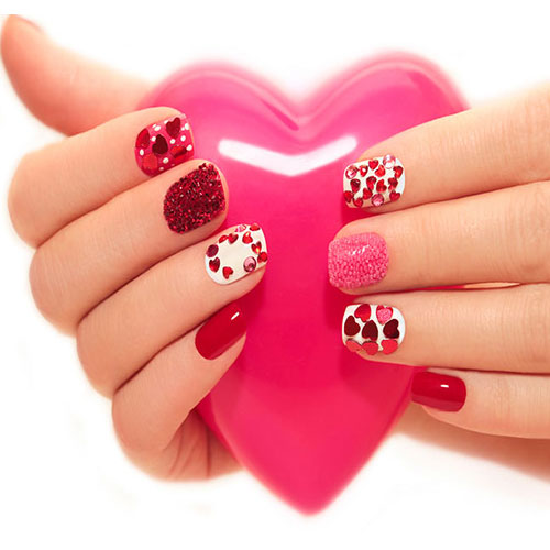 Fashion Trends Of Nail Art,Fashion Fever Tips In Hindi