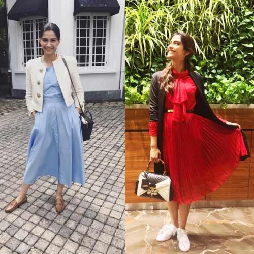 Fashion Diarise: दिखना है स्टाइलिश तो सोनम से सीखें