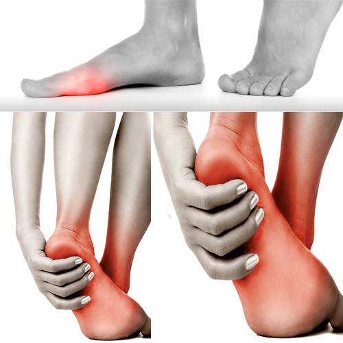 पैरों के दर्द को ना करें इग्नोर