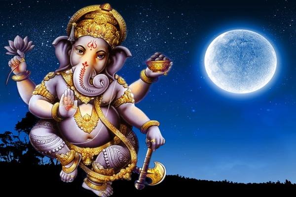 Ganesh Chaturthi 2019 : गणेश चतुर्थी पर नहीं करें चांद के दर्शन! जानिए क्या है कारण