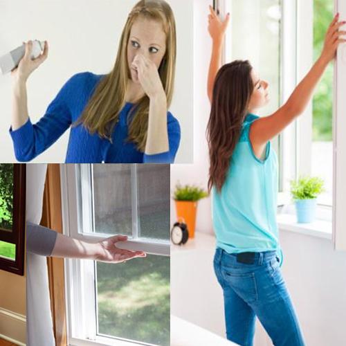 घर में अप्रिय गंध दूर करने के उपाय