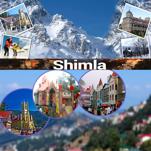 करें सैर शिमला की हसीन वादियों की...