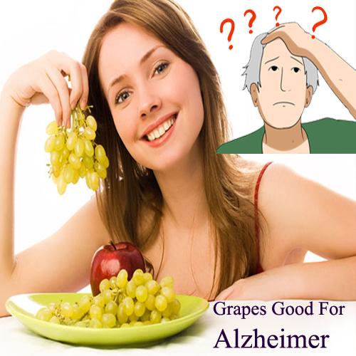 शोध: अंगूर अल्जाइमर से दिलाए छुटकारा