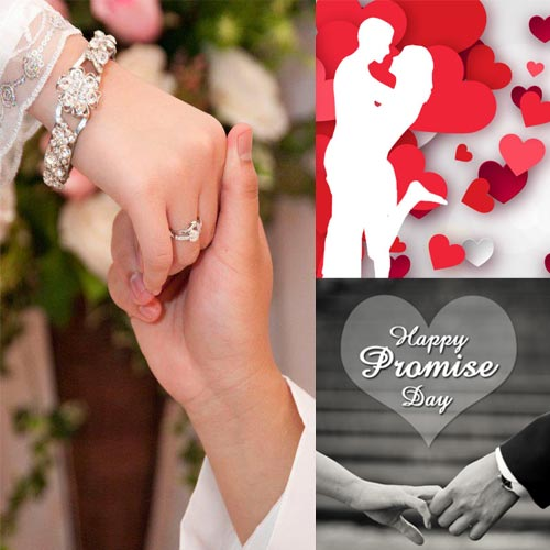 Happy promise day पर करें प्यारे-प्यारे वादे