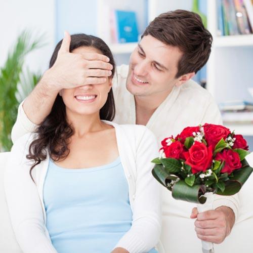 Happy rose day दिल की बात रोज के साथ