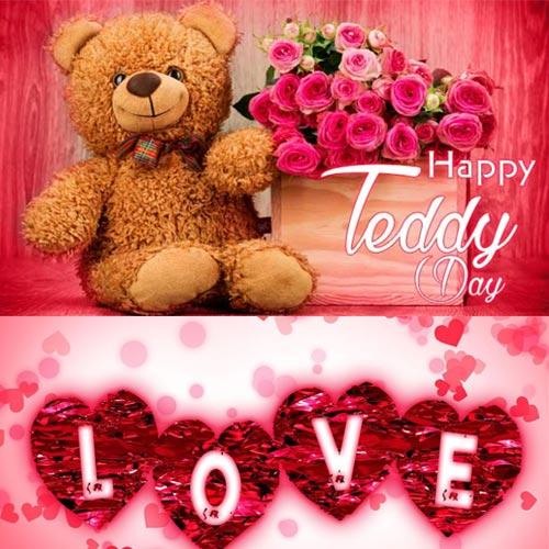 Happy टेडी Day- दिल की बात Soft Teddy के साथ...