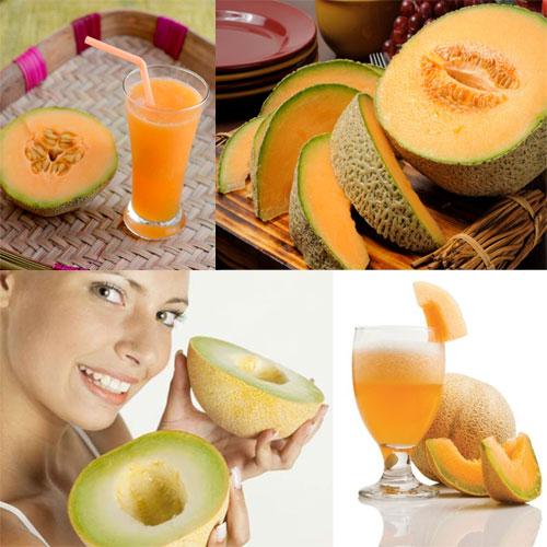 खरबूजा सेहत के लिए बडा ही लाभकारी फल
